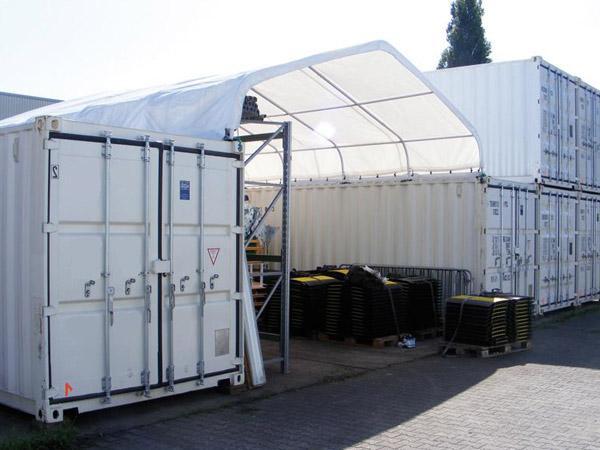 Containeruberdachungen STOREX
